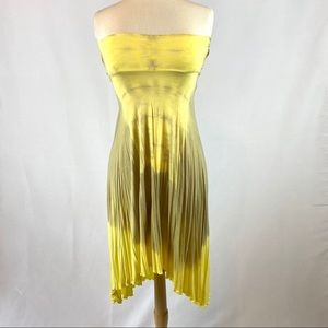 Free People Convertible Tie Dye Skirt/Dress